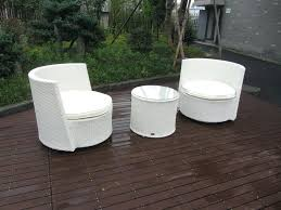 white outdoor table and chairs white outdoor patio furniture white resin wicker outdoor patio