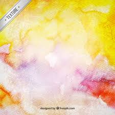 colors mixture hand painted background vector free download