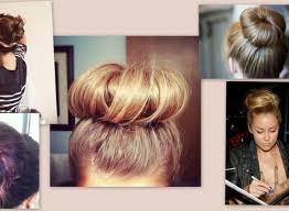 Hochsteckfrisurenen Clip Extensions by Hair Donut Für Dutt Frisuren Extensions Shop Com Extensions