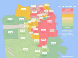 Average Square Footage Of A 1 Bedroom Apartment by San Francisco Neighborhoods Where One Bedrooms Are Expensive