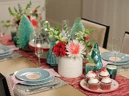 decoration interesting blue table decorations white