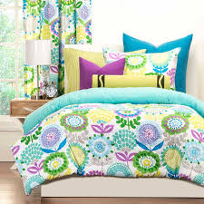 queen size girls bedding girls teen bed sets bedding for teenage queen pointillist pansy