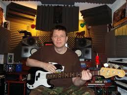russ d the disciples backyard studio