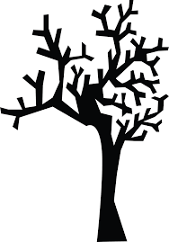 halloween tree 2 png minus felt holidays easter
