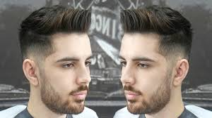 how to do a simple haircut for men easy beginner haircut