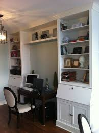 Ikea Desk And Bookcase Beautiful Creation With O U0027verlays Khloe And Ikea Hemnes Secretary