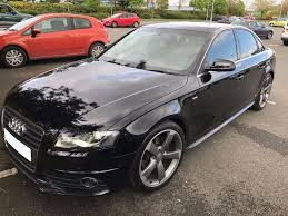 audi a4 2 0 tdi s line executive edition 4dr 19