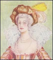 jacobean u0026 stuart women u0027s hairstyles and headdresses 1485 1600