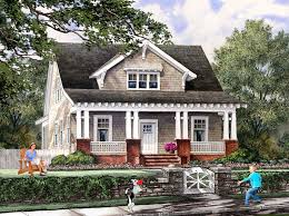 craftsman 2 house plans bungalow cottage craftsman farmhouse house plan 86121 total living