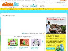 yo gabba gabba yo gabba gabba games videos u0026 coloring pages