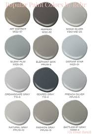 Most Popular Colors Best 25 Bathroom Colors Gray Ideas On Pinterest Guest Bathroom