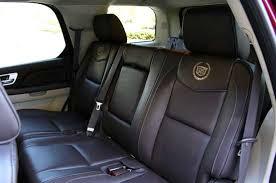 2011 cadillac escalade hybrid 2011 cadillac escalade hybrid platinum interior back seat