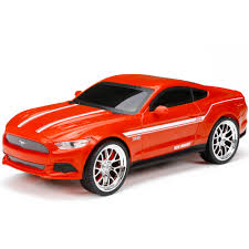 new bright 1 16 radio control full function ford mustang red