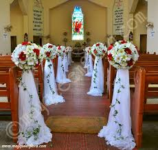 church decorations church decorations may flora wedding flowers wedding