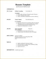teen resume templates cool inspiration teenage resume examples 15
