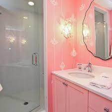 Wallpaper For Girls Bathroom Design Ideas - Girls bathroom design