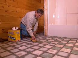 how to tile a master bath floor how tos diy