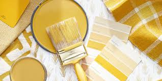 marigold is the color taking over homes this spring paint color