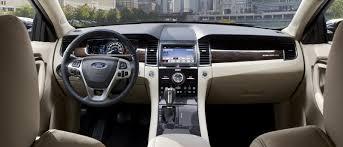 Taurus Sho Interior 2016 Ford Taurus Model Info Joe Rizza Ford Orland Park