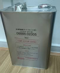 toyota and lexus transmission fluid replacement toyota atf ws fluid 4l pack 08886 02305 u2013 kkb