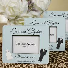 picture frame wedding favors and groom mini frame wedding favor