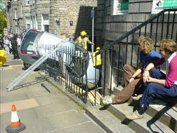 teen embeds car in edinburgh basement u2022 the register