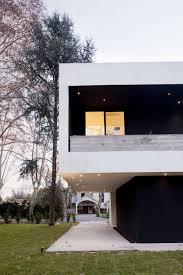 Modern House Front Neutral Bathroom Design Concrete Vanity Opulent Modern House
