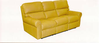 Yellow Leather Sofa Leather Sectionals Leather Sofa Sectional Couches Sectionals
