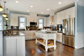white kitchen cabinets with granite countertops kitchen