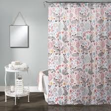 Fashion Shower Curtain Fashion Shower Curtain By Lush Decor