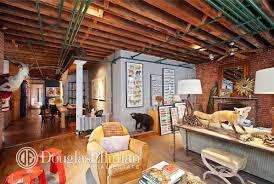 soho loft with taxidermy tendencies sells for 4 7m 6sqft