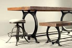 hyatt canning industrial dining table real grown up furniture