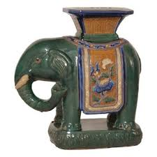 eclectic elephant ring holder images Elephant stand wayfair jpg