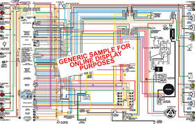 color wiring diagrams for ford falcon u0026 maverick