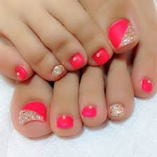 easy nail art for toes 35 simple and easy toe nail art design ideas ٠ show me your