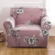 canap amovible amovible fleurs canapé canapé couvre pour salon multi taille l forme