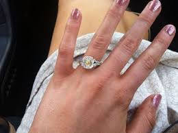 canary engagement rings canary wedding rings popular wedding ring 2017
