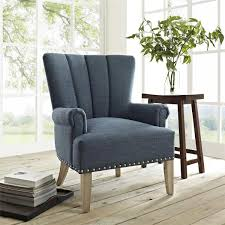 Blue Chairs For Living Room by Accent Chairs Costco