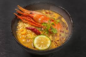 the ideas kitchen chicken and prawn laksa the ideas kitchen by panasonic australia