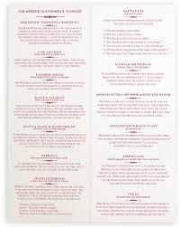 Booklet Wedding Programs Indian Wedding Program Book With Ganesha And Hindu Wedding