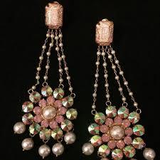 designer artificial earrings artificial earrings radhika