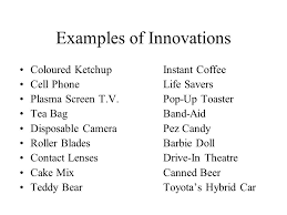 Toaster Band Chapter 5 Invention Innovation And The Creative Edge Ppt Video