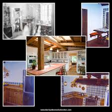 kitchen in marilyn u0027s brentwood home then and now marilyn u0027s