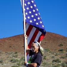 American Flag Upside Down Why Hawaiians Are Fighting The World U0027s Largest Telescope