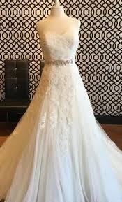 pronovias dagen 1 000 size 4 new un altered wedding dresses
