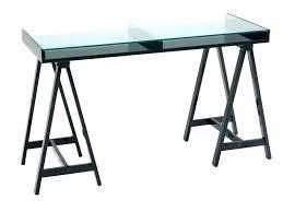 plateau verre trempé bureau bureau en verre conforama plateau de bureau en verre sacrigraphiac