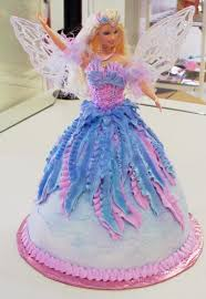 Angel Decorated Cake Birthday Cakes Lindasbakeryok Com Say It Sweetly