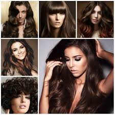 Black Hair Color Chart Dark Auburn Brown Hair Color Chart