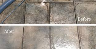 tile and grout cleaning great results