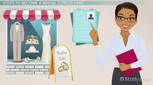 bridal consultant become a bridal consultant education and career roadmap